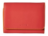 Lodis Audrey Mallory French Purse Coral Maize Wallet Handbags Pink