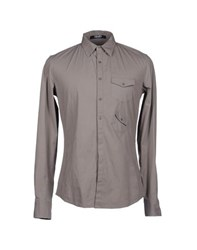 Liu Jo Jeans Shirts Long Sleeve Shirts Men