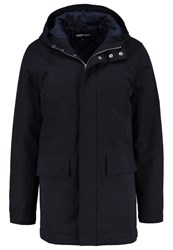 Your Turn Short Coat Dark Blue