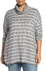 Caslonr Plus Size Women's Caslon Cozy Turtleneck Sweater