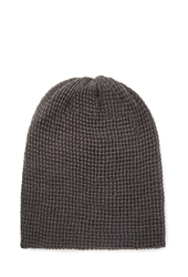 Forever 21 Slouchy Waffle Knit Beanie