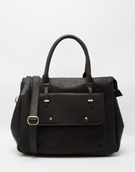 Pieces Handheld Tote Bag Black
