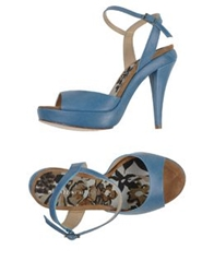 Magazzini Del Sale Sandals Slate Blue