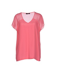 Guess By Marciano Marciano Blouses Fuchsia