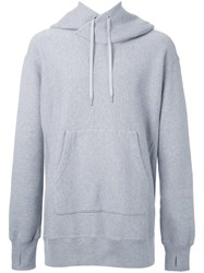 Cityshop 'In The City' Hoodie Grey
