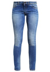 Marc O'polo Slim Fit Jeans Organic Flavour Wash Blue