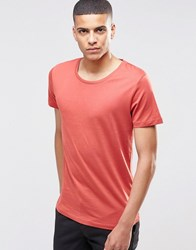 Selected Homme T Shirt Red