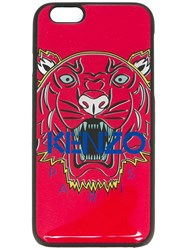 Kenzo 'Tiger' Iphone 6 Case Red
