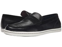 Ben Sherman Parnell Loafer Black Men's Slip On Shoes