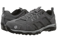 Jack Wolfskin Vojo Hike Low Silver Grey Men's Shoes Gray