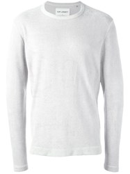 Our Legacy Crew Neck Jumper Grey