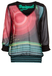 Desigual Martita Tunic Black