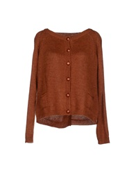 La Fee Maraboutee Cardigans Brown
