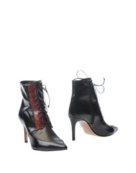 Rebeca Sanver Boots Black