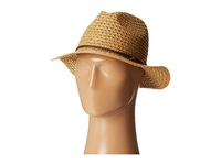 San Diego Hat Company Pbf6152 Heart Braided Band Fedora Natural 1 Fedora Hats Multi
