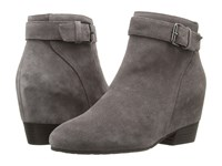 Gentle Souls Birdie Concrete Suede Women's Shoes Gray
