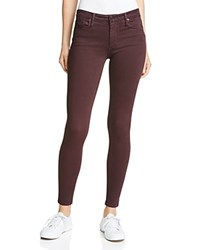 Black Orchid Jude Mid Rise Super Skinny Jeans In Sinful