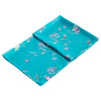 Joules Wensley Honeysuckle Floral Scarf Turquoise