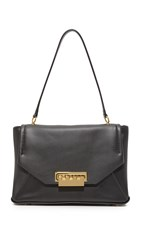 Zac Posen Eartha Shoulder Bag Black