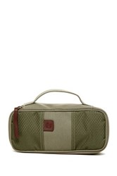 Timberland Canvas Express Nylon Travel Kit Green