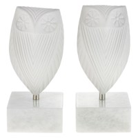 Jonathan Adler Owl Bookends Set Of 2