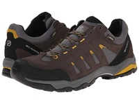 Scarpa Moraine Gtx Charcoal Mustard Men's Shoes Brown