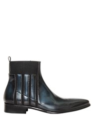 Jo Ghost 25Mm Polished Leather Ankle Boots