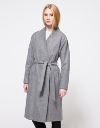Just Female Wire Coat Grey