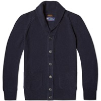 Barbour Arctic Cardigan Navy