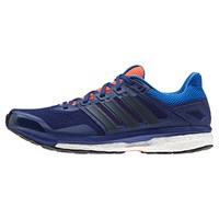 Adidas Performance Supernova Glide 8 Cushioned Men's Running Shoes Blue