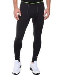 2Xist 2 X Ist Men's Performance Leggings Black