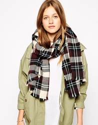 Pieces Charlot Oversized Blanket Scarf
