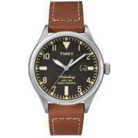 Timex X Red Wing Waterbury 40Mm Watch Brown