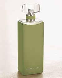 Ralph Lauren Rl Collection Sage Leather Case For 100 Ml C00