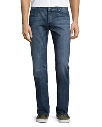 7 For All Mankind Standard Straight Leg Jeans Faded Mirage