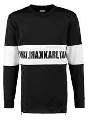 Karl Kani Sweatshirt Black White