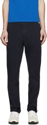 Kenzo Navy Classic Small Tiger Trousers