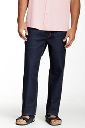 Tommy Bahama 'Dallas' Authentic Fit Straight Leg Jean Blue