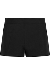 Balenciaga Wool And Mohair Blend Shorts