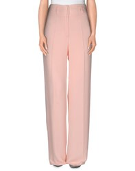 Francesco Scognamiglio Trousers Casual Trousers Women Pink