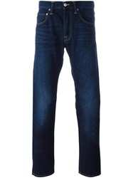 Edwin 'Ed 55 Relaxed Tapered' Jeans Blue