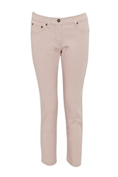 Great Plains Jaipur Sky Cropped Jeans Pink