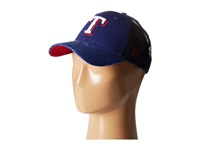 New Era Sequin Vize Texas Rangers Team Bright Blue Caps