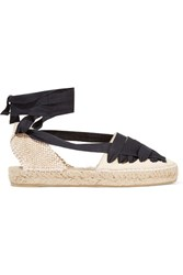 Castaner Patty Canvas Espadrilles Cream