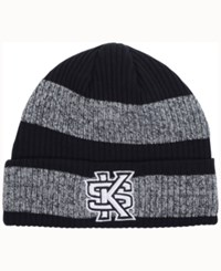 Adidas Kennesaw State Owls Player Watch Knit Hat Black