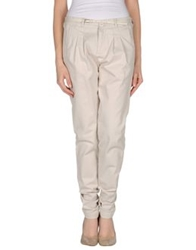Ltb Casual Pants Light Grey