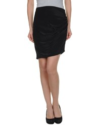 Prabal Gurung Skirts Knee Length Skirts Women Black
