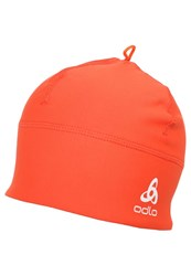 Odlo Polyknit Hat Cherry Tomato Dark Red