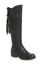 Very Volatile Women's 'Geneva' Fringe Boot