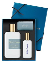 Atelier Cologne Encense Jinhae Cologne Absolue 200 Ml With Personalized Travel Spray 30 Ml Black